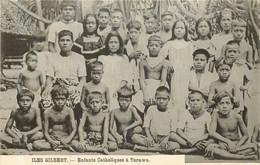 ILES GILBERT - Enfants Catholiques à TARAWA - Kiribati