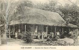 ILES GILBERT - Couvent Des Soeurs à TARAWA - Kiribati