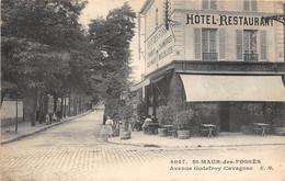 94-SAINT-MAUR-DES-FOSSES- AVENUE GODEFROY CAVAGNAC - Saint Maur Des Fosses