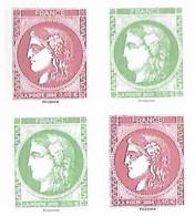 France 2020 - Cérès De Bordeaux ** (du Carnet) - Unused Stamps