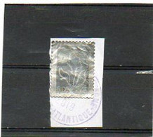 FRANCE   5,00 €   2006   Y&T: 3925  En Argent 999 Millièmes  Sur  Fragment Oblitéré - Gebruikt