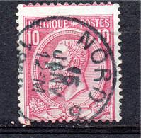 Belgie - Belgique - Ambulant Nord 3 - 1893-1900 Barba Corta