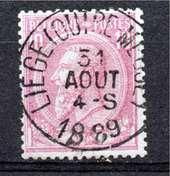 Belgie - Belgique - Liege (Outre Meuse) - 1893-1900 Barba Corta