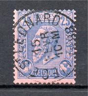 Belgie - Belgique - Liege (St Leonard) - 1893-1900 Barba Corta