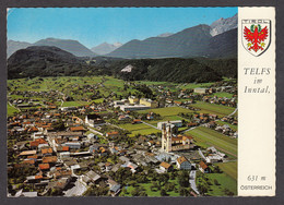 87911/ TELFS, Mit Mieminger Plateau Und Lechtaler Alpen - Telfs