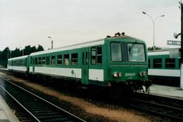 CPM - DOL - Gare - Autorail ... - Edition Martret G. - Dol De Bretagne