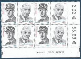 Coin Daté Général De Gaulle 1890-1970 (2020) Neuf** - 2010-....