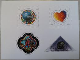 Bloc Feuillet Livret 50 Ans Imprimerie Timbres-poste - Unused Stamps