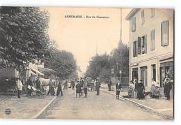 CPA 74 Annemasse Rue Du Commerce - Marechal Ferrant - Annemasse
