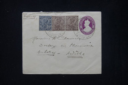 INDE - Entier Postal + Compléments En 1933 Pour La France - L 80395 - 1911-35  George V