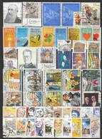 België Kleine Verzameling Betere Waarden Gestempeld, Zeer Mooi Lot 4342 - Collezioni (senza Album)