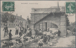 Baccarat , Corvée De Lavage , Lavoir , Militaires , Animée - Baccarat