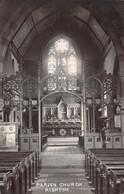 VINTAGE POSTCARD  ±1940 - Parish Church, Rishton -  ♦ - Other