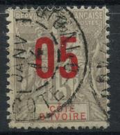 Côte D'Ivoire N 36 (o) - Oblitérés
