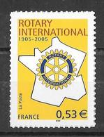 Adhésif YT 52 Ou YT 3750A ** - Rotary International - Sellos Autoadhesivos