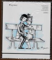 Boitier Contenant Un Calendrier De Peynet 2001 ( Neuf , Emballé ) - Other
