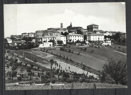 MONDAVIO (PESARO) 1972 - PANORAMA - Andere Städte