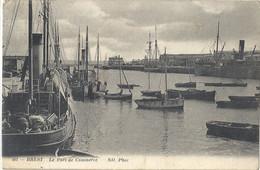 CPA Brest Le Port De Commerce - Brest
