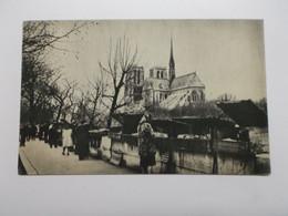 PARIS  Les Bouquinistes Sur Les Quais De La Seine - Straßenhandel Und Kleingewerbe