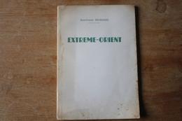 Rene Francis DELISSALDE  EXTREME ORIENT   Période Indochine  Dédicace De 1952 - 1901-1940