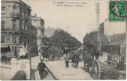 CETTE - SETE --Avenue Victor Hugo - Sete (Cette)