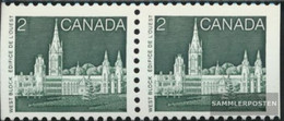 Canada 950b Dl/Dr Couple Unmounted Mint / Never Hinged 1985 Parliament Buildings - Neufs