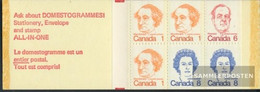 Canada MH79 (complete Issue) Unmounted Mint / Never Hinged 1973 Minister And Elizabeth - Neufs