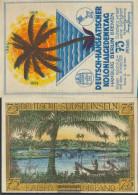 Berlin Notgeld: 88.1 Picture 2 German Südseeinseln Notgeld Of German.-h Uncirculated 1921 75 Pfennig Berlin German.-Han - Andere