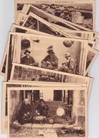 63- Les AUVERGNATS Chez EUX- 14 CPA- REMOULEURS-SABOTIERS-LAVANDIERES- Vieux METIERS ........(3/12/20) - Non Classificati