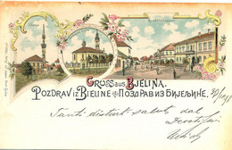 Gruss Aus Bjelina - Pozdrav Iz Bieline - Kroatien