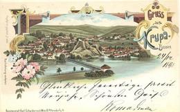Gruss  Aus Krupa - Bosanska Krupa - Bosnien-Herzegowina