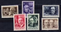 Belgique (1955)  -   Inventeurs - Neufs** - MNH - Nuovi