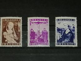 COB N° 795/797 MNH XX - Unused Stamps