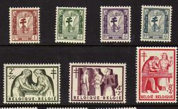 Belgique (1956)  -    Oeuvres Anti-tuberculeuses  - Neufs**  - MNH - Nuovi