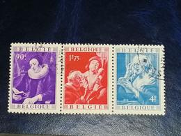 COB N° 792/794 Obl. - Used Stamps