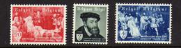 Belgique (1955)  -    Exposition Charles-Quint  - Neufs**  - MNH - Nuovi
