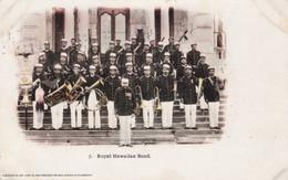 Royal Hawaiian Band, Hawaii Music, C1900s Vintage Postcard - Sonstige
