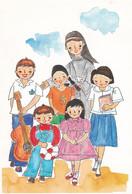 1860 - Österreich - Wir Sind Eine Richtige Familie , Und Die Schwester Ist Unsere Mutter - Nicht Gelaufen - Other