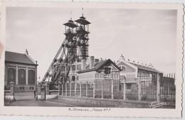 CPA: Wingles (62) Le Chevalet De La Fosse N° 7 De La Mine   Très Bon état  Ed Fauchois - Andere Gemeenten