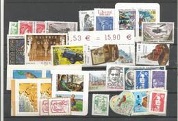 Petit Lot De Neufs Pour Courrier     (boitsorblan) - Unused Stamps