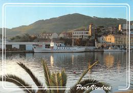 66-PORT VENDRES-N°4155-C/0087 - Port Vendres