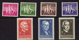 Belgique (1955)  -  Oeuvres Anti-tuberculeuses  - Neufs**  - MNH - Nuovi