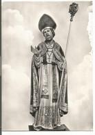 E3974 Statua Di San Tommaso Arcivescovo Di Canterbury Adorata Nel Santuario Di Montedinove (Ascoli Piceno) - Andere Städte