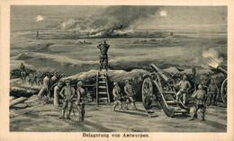 Belagerung Von AntwerpeN ANVERS   1914-15 WWI WWICOLLECTION - Antwerpen