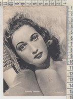 Attrice Actress Cinema Dorothy Lamour  No Vg - Actores