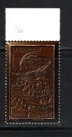 France 2020.Issu Du Livret 50 Ans De L'imprimerie De La Poste.Le Chocolat. .Cachet Rond Gomme D'Origine. - Souvenir Blocks & Sheetlets