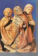 9-853 CZECHOSLOVAKIA 1978 Mechanical Christmas Crib Probost's Trebechovice Nativity Bethlehem -Three Mary - Other