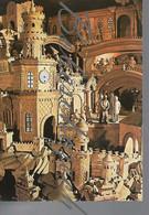 9-855 CZECHOSLOVAKIA 1978 Mechanical Christmas Crib Probost's Trebechovice Nativity - Detail From Bethlehem - Castle - Other