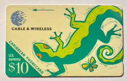 Lizard (Dominica) - Dominica