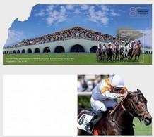 Spain (2020) -.Block -  /   Horse Racing - Horses - Cheval - Caballos - Pferde - Horses